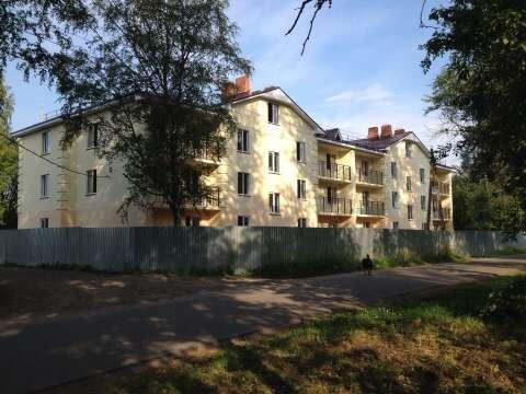 Дом на улице Новая